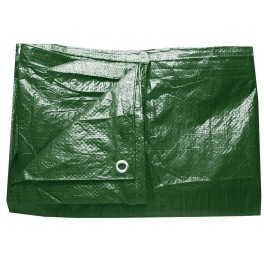 Plachta zelená, 2x3 m, 70 g, PL2X3Z