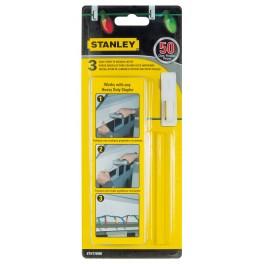 Sada háčků na kabely, 50 ks, Stanley, STHT0-70990