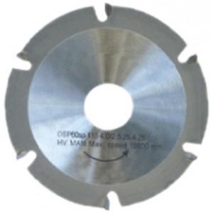 SafeSaw frézovací 6T 115x25.4