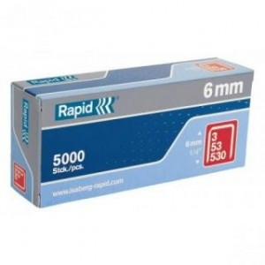 RAPID Spony  53/ 8, 5000 ks