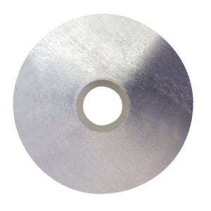 Podložka velkoplošná, DIN 9021, zinek bílý, 4 mm, PVP4