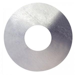 Podložka karosářská, DIN 134, zinek bílý, 4 mm, PKA4