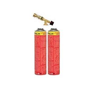 Hořák s 2x Multigas300