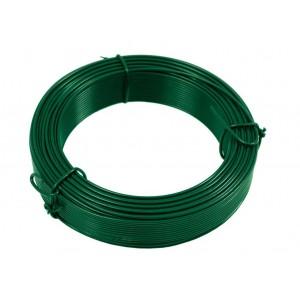 Drát vázací  1,4mm/  50m PVC